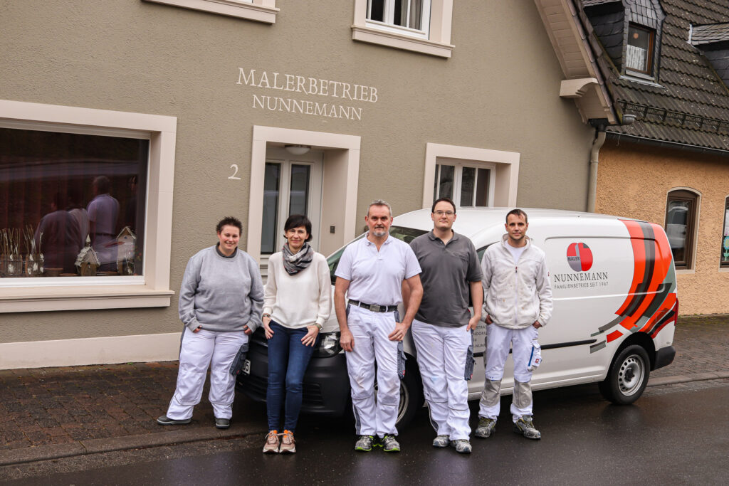 Team Maler Nunnemann